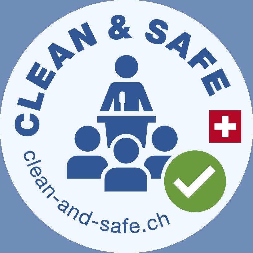 Clean & Safe Meetings